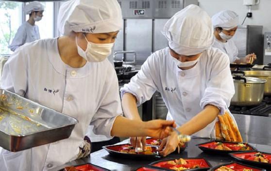 Chế biến Thực phẩm - quay lại Nhật Bản lần 2 - Xuất khẩu lao động ...